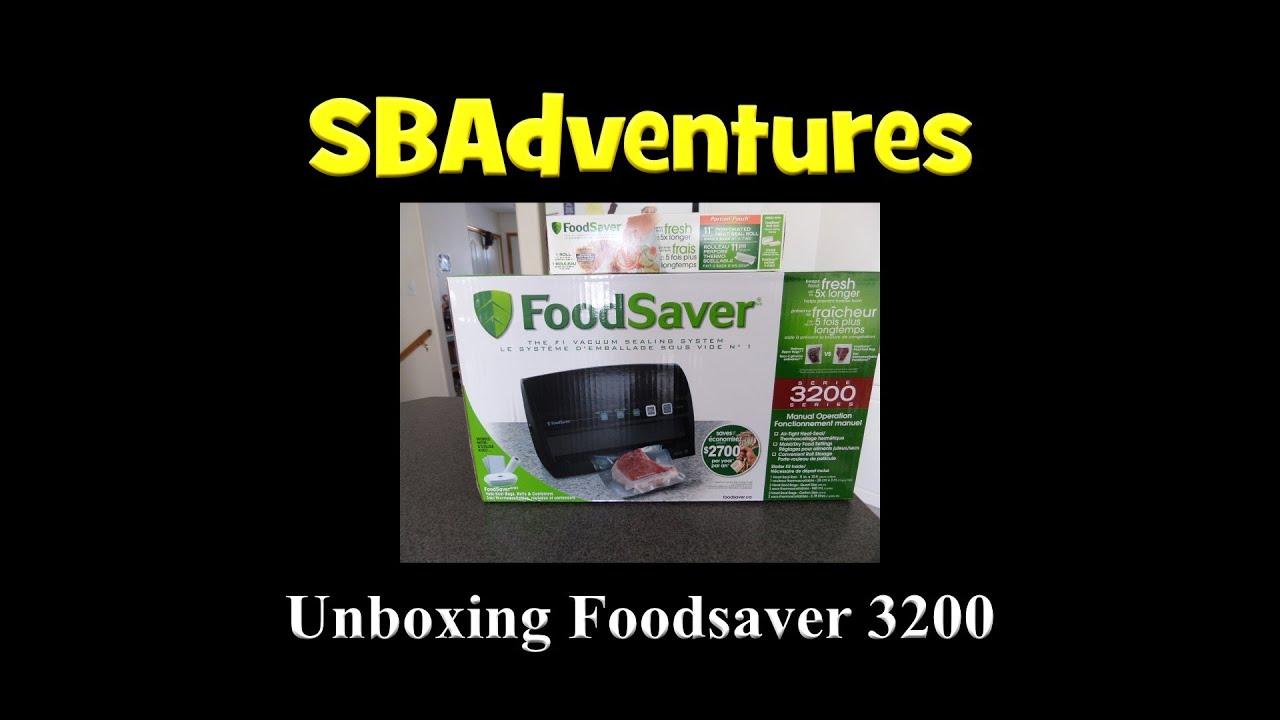 Foodsaver v3200