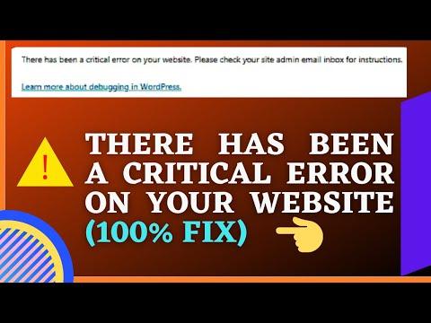 WordPress error object