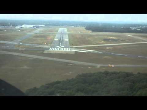 Landing At Islip MacArthur