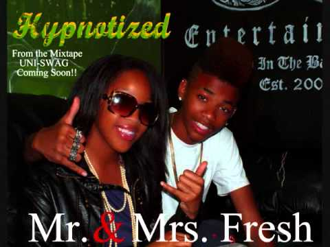 Mr. & Mrs. Fresh
