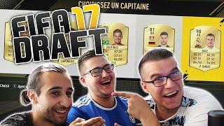 PREMIÈRE DRAFT SUR FIFA 17 !