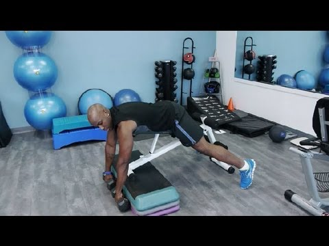 How To Perform A Bench Shrug : Creative Fitness