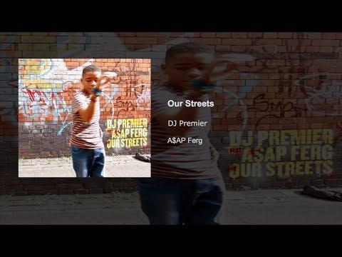 DJ Premier - Our Streets feat. A$AP Ferg (Instrumental)