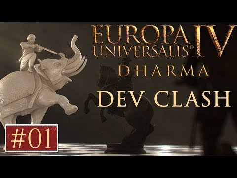 EU4 - Paradox Dev Clash - Episode 1 - Dharma