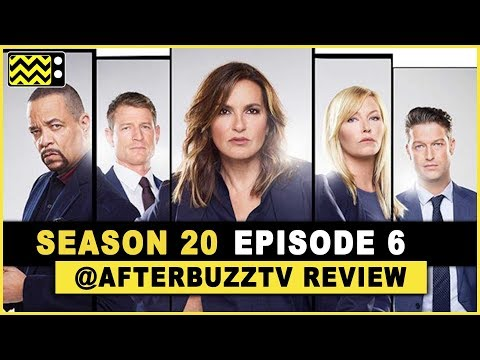 Law and Order SVU Season 20 Episode 6 Review & After Show