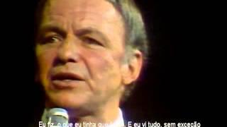 Download lagu Frank Sinatra - My way  (legendado)