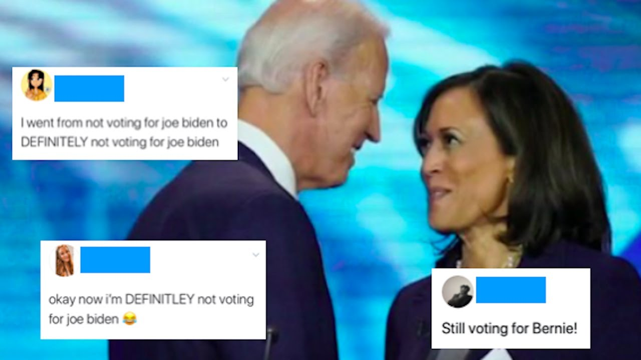 Compilation of Liberals Losing it after Kamala Harris picked as VP; Media Lies, Spins it Positively