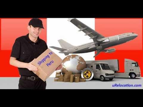 Shipping to Peru