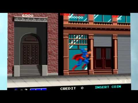 Superman: The Arcade Game