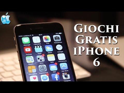 I 10 Migliori Giochi GRATIS per iPhone 6 & iPhone 6 Plus
