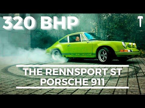 The 320 bhp Rennsport Porsche 911 ST