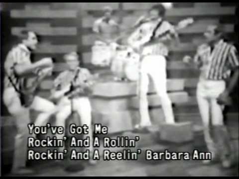beach boys (Barbara ann) ,,video karaoke