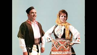 Vaska Ilieva i Aleksandar Sarievski - Tuginata pusta da ostane