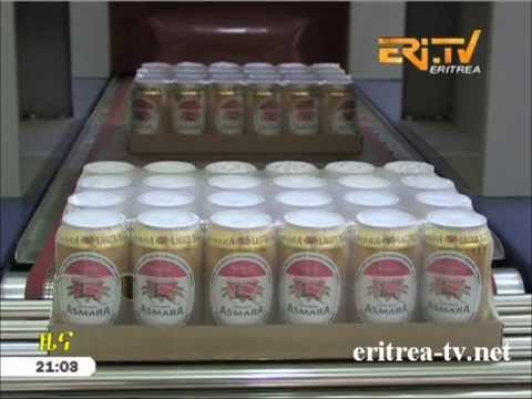Eritrea - Asmara Beer Factory begins production of canned brewery for export