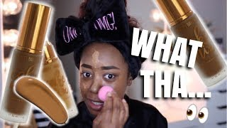 BEAUTY BAKERIE CAKE MIX FOUNDATION | FULL WEAR TEST | Andrea Renee