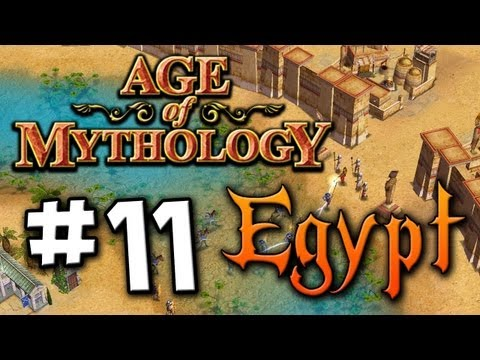 {11} Age Of Mythology | The Lost Relic | Hello Egypt