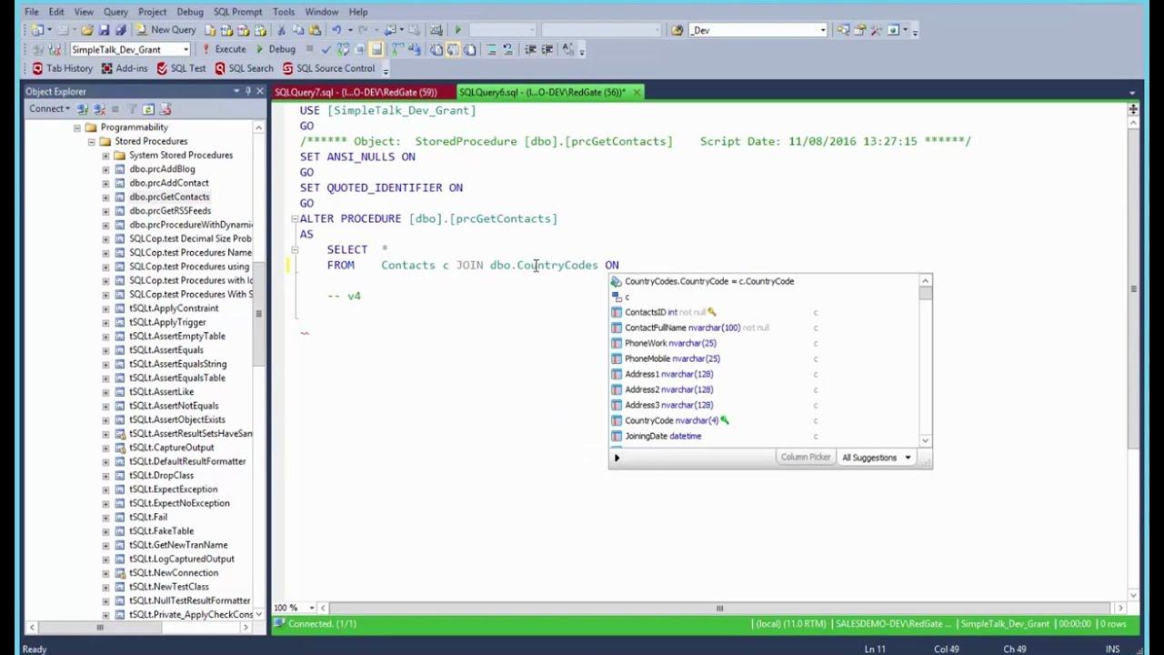 Sql Editor Mac