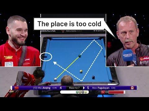 TOP 15 SHOTS ! World Pool Masters 2019 (9-Ball Pool)