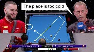 TOP 15 BEST SHOTS ! World Pool Masters 2019 (9-Ball Pool)