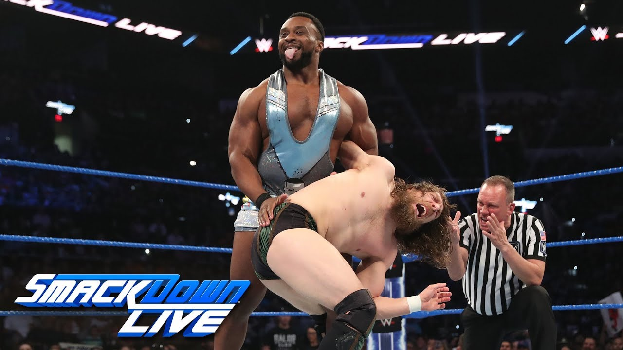 Big E vs. Daniel Bryan: SmackDown LIVE, July 2, 2019