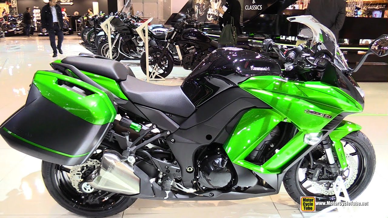 2015 kawasaki z1000 sx walkaround 2014 eicma milan. Black Bedroom Furniture Sets. Home Design Ideas