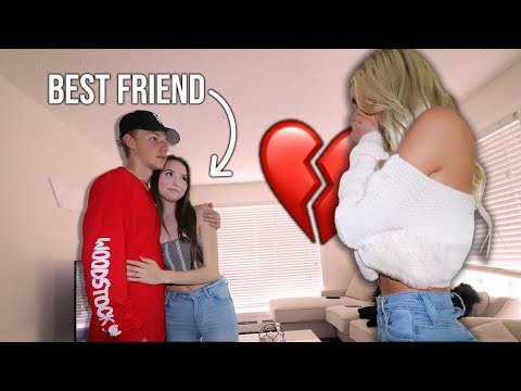 I Made My Best Friend FLIRT With My BOYFRIEND To See How He Would React..