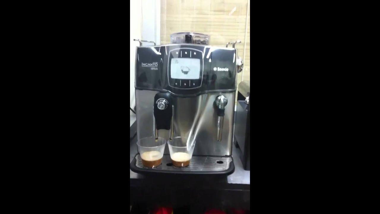 best beans for saeco super automatic espresso machines
