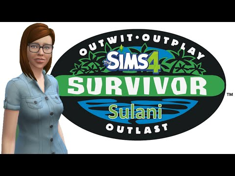 Ep 1 | The Sims 4 Survivor Sulani