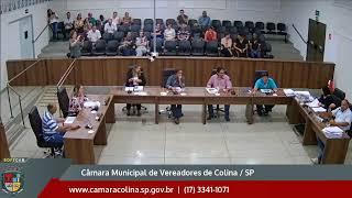 Câmara Municipal de Colina - 3ª Sessão Ordinária 02/03/2020