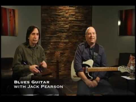 Blues Guitar with Jack Pearson