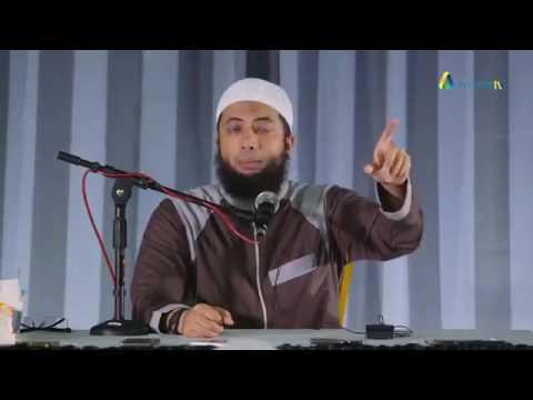 Ceramah Agar Kita Bisa Bersyukur Dan Sabar - DR Khalid Basalamah MA