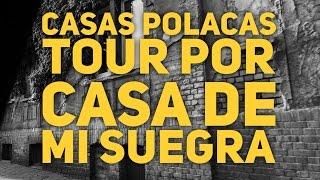 TOUR POR CASA DE MI SUEGRA POLACA - CASAS TRADICIONALES - vecinos CHISMOSOS - NOMBRES polacos