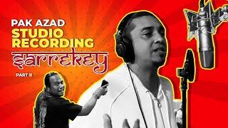 Download lagu Pak Azad Buat Gila Dalam Studio Apak Recording #Sarrekey