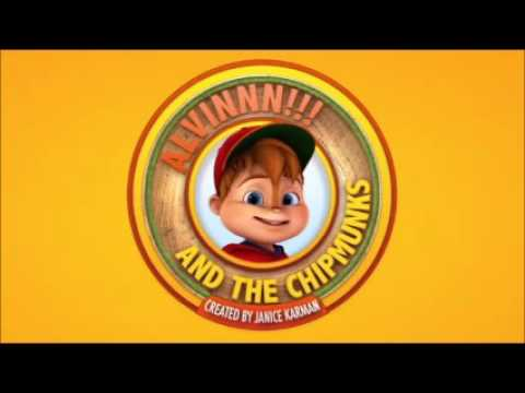 Nicki Minaj  Va Va Voom  Alvin and the Chipmunks