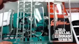 UNBOXING:  1958 Cadillac Biarritz by ARII, 1/24th Scale