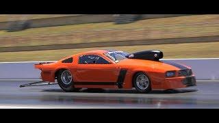 BK RACE ENGINES V8 N/A 6 SEC MUSTANG