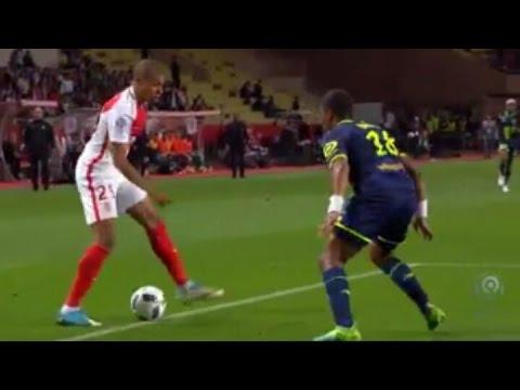 Kylian Mbappe Skill vs Lille