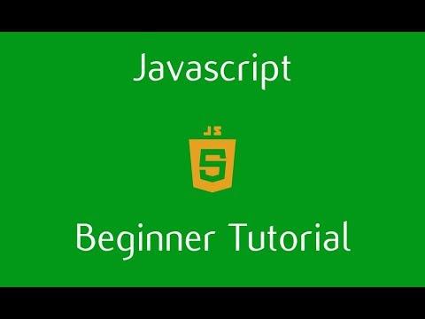 Beginner Javascript Tutorial - 36 - Forms and Javascript thumbnail