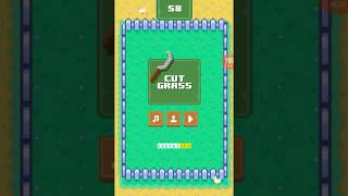 Cut Grass The Game for Android - Casual 2D Game