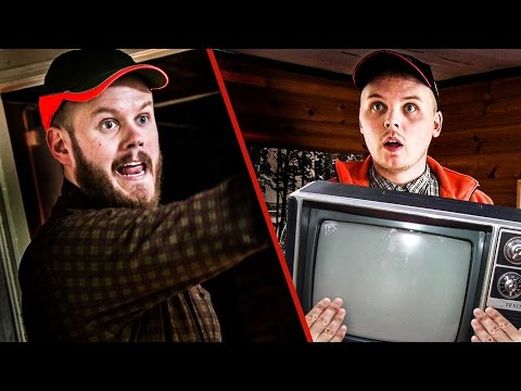 NORDIC HILLBILLIES - Skärpt TV-avgiftskontroll