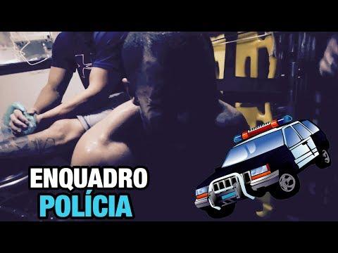 CROSSFIT I PASSEI MAL I ENQUADRO POLICIA