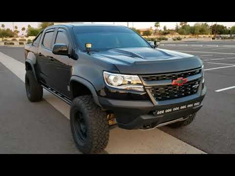 Chevrolet Colorado Zr2 New Mods And Update 4 2 19 Youtube