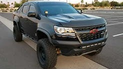 CHEVROLET COLORADO ZR2 NEW MODS AND UPDATE 4/2/19