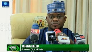 Gov Bello Signs Health Insurance Bill, Others Into Law