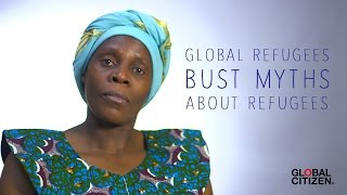 I AM A REFUGEE: Global refugees bust myths