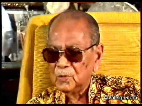 Tunku Abdul Rahman - Interview 1987