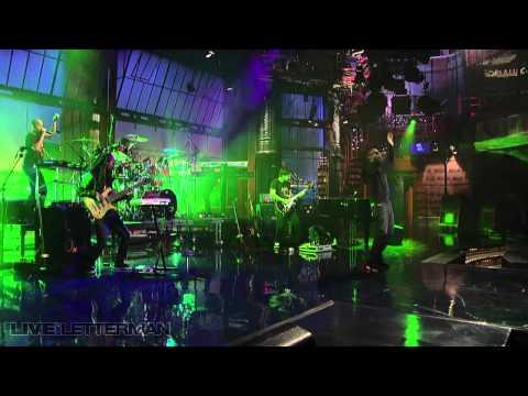 Tinie Tempah - Miami 2 Ibiza (Live on Letterman)