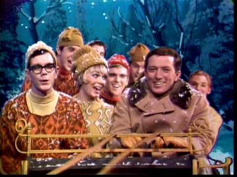 Andy Williams Christmas - Circa 1965 - YouTube