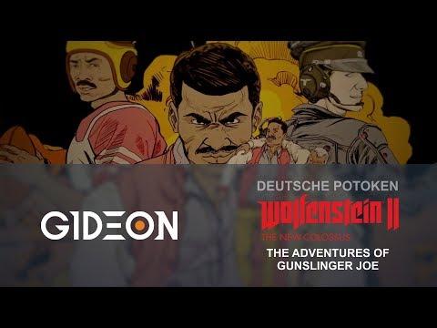 Стрим: Wolfenstein II: The Adventures of Gunslinger Joe
