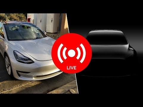 Model 3, Daimler EV, Model Y, Solar Superchargers and Fremont Factory Tour - Teslanomics LIVE!